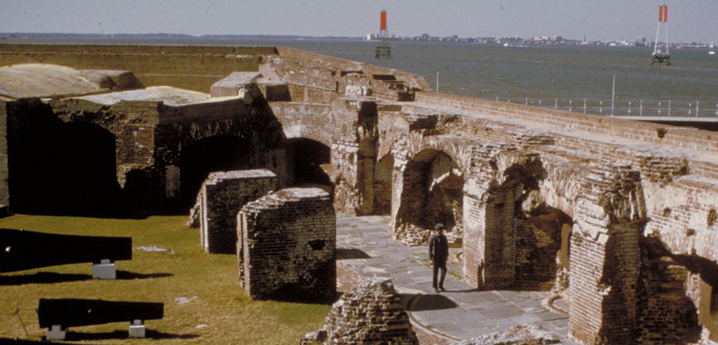 Sumter Fort National monument